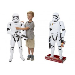 Star Wars - Ep.7 First Order Stormtrooper - Battle Buddy - Giant Action Figure 120 cm