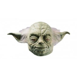 Star Wars - Maschera in Lattice - Yoda - Rubie\'s Mask Illusion