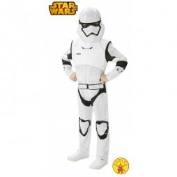 STAR WARS - Rubie's - StormTrooper Deluxe Teen Costume - Taglia 09/10 Anni