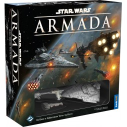 STAR WARS- ARMADA: EDIZIONE ITALIANA - Un gioco di combattimenti tattici tra flotte, ambientato nell'universo di Star Wa