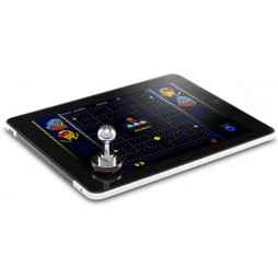 Video Games - JOYSTICK-IT - 80\'s Vintage Style Tablet Joystick - Joystick Per Tablet Portatili
