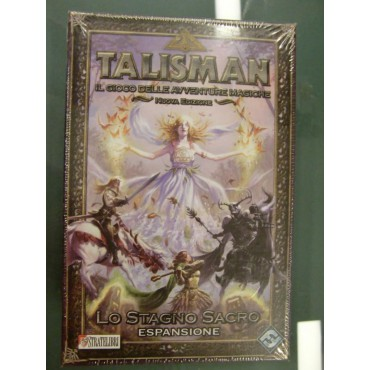 Talisman - Espansione Lo Stagno Sacro
