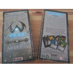 Warage - Armeria - Expansion Kit