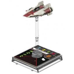 X-WING: ALA-A - Pack di Espansione contenente 1 nuovo caccia per Star Wars X-Wing