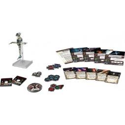 X-WING: ALA-B - Pack di Espansione contenente 1 nuovo caccia per Star Wars X-Wing
