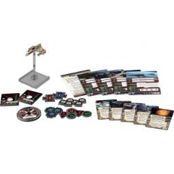 X-WING: CACCIA ALA-E - Pack di Espansione per X-Wing il Gioco di Miniature, contenente il veicolo ala-E