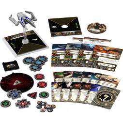 X-WING: IG-2000 (Aggressor) - Pack di Espansione contenente 1 miniatura del IG-2000 Aggressor