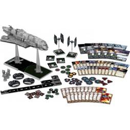 X-WING: INCROCIATORE PORTACACCIA IMPERIALE - Star Wars Pack di Espansione contenente 1 miniatura dello un incrociatore