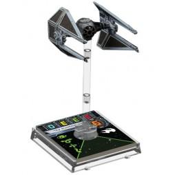 X-WING: INTERCETTORE TIE - Star Wars Pack di Espansione contenente 1 miniatura dell'Intercettore TIE