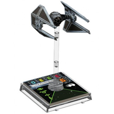 X-WING: INTERCETTORE TIE - Star Wars Pack di Espansione contenente 1 miniatura dell\'Intercettore TIE