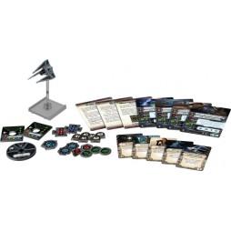 X-WING: PHANTOM TIE - Star Wars Pack di Espansione contenente 1 miniatura dei caccia TIE Phantom