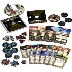 X-WING: Punishing One - Pack di Espansione contenente 1 miniatura del JumpMaster 5000
