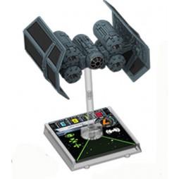 X-WING: PUNITORE TIE - Star Wars Pack di Espansione contenente 1 miniatura del PUNITORE TIE