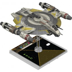 X-WING: SHADOW CASTER - Star Wars Pack di Espansione contenente 1 miniatura dello SHADOW CASTER