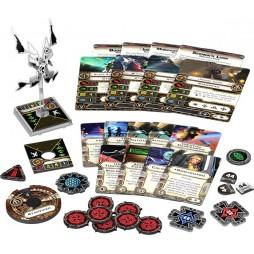 X-WING: STAR VIPER - Pack di espansione contenente un astrocaccia per X-Wing: Gioco di Miniature