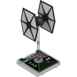 X-WING: TIE DELLE FORZE SPECIALI - Star Wars Pack di Espansione contenente 1 miniatura dei caccia TIE DELLE FORZE SPECI
