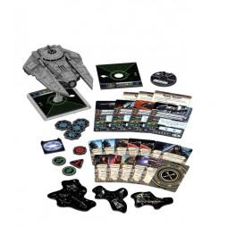 X-WING: VT-49 DECIMATOR - Star Wars Pack di Espansione contenente 1 miniatura del VT-49 DECIMATOR