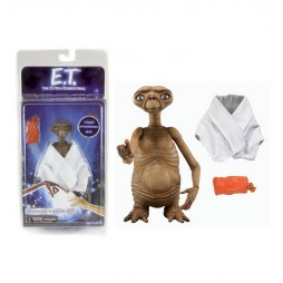 E.T. L\'Extraterrestre Galactic Friend