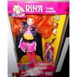 Gli Incantesimi di RINA Slayers MIB 1995 Gig - Bambola VINTAGE