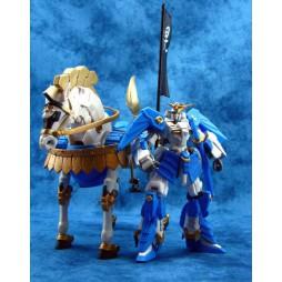 Kiba Musha + Musha Gundam AF