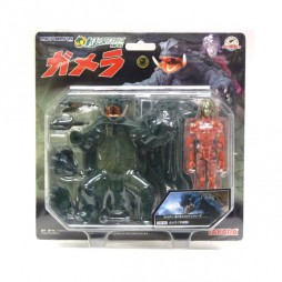 Microman-KM-04-Gamera Heisei Version