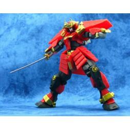 Musha Gundam AF RED Vers.