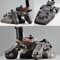 Play Arts Kai - Metal Gear Solid Play Arts Kai 2 Pupa