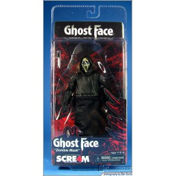 SCREAM Figura Action 20cm GHOSTFACE ZOMBIE VERSION