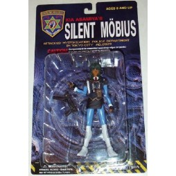 Silent Mobius - Kiddy Phenyl PVC figure