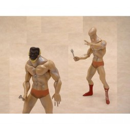 Tiger Mask Action Figure Serie 4 Mr No