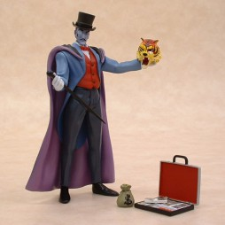 Tiger Mask Action Figure Serie 5 Mr X
