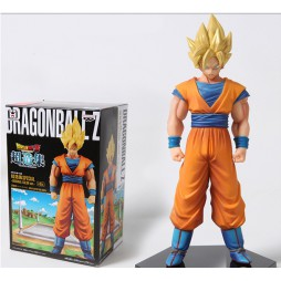 Dragon Ball Z - DXF Chozoushu Figure Collection Special - Gokou SS Original Color Ver.