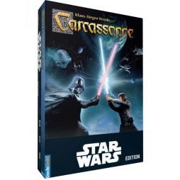 CARCASSONNE - STAR WARS EDITION - Il classico dei giochi da tavola, Carcassonne, incontra Star Wars!