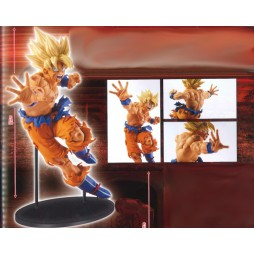 Dragon Ball Scultures - Big Colosseum Zoukei Tenkaichi Budokai 5 Battle Vol.1 - Gokou Super Saiyan