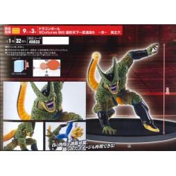 Dragon Ball Scultures - Big Colosseum Zoukei Tenkaichi Budokai 5 Vol.6 TOMO - Cell