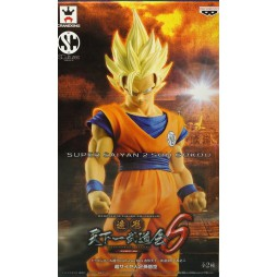 Dragon Ball Scultures - Big Colosseum Zoukei Tenkaichi Budokai 6 Vol. 2 - Son Gokou Super Saiyan