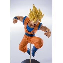 Dragon Ball Scultures - Big Colosseum Zoukei Tenkaichi Budokai 6 Vol. 4 - Son Gokou Super Saiyan 2