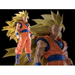 Dragon Ball Scultures - Big Colosseum Zoukei Tenkaichi Budokai 6 Vol. 5 - Son Gokou Super Saiyan 3