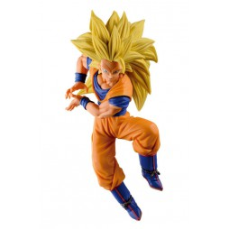 Dragon Ball Scultures - Big Colosseum Zoukei Tenkaichi Budokai 6 Vol. 6 - Son Gokou Super Saiyan 3 Kame
