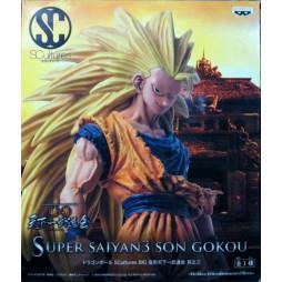 Dragon Ball Scultures - Big Colosseum Zoukei Tenkaichi Budokai - Son Gokou SS3