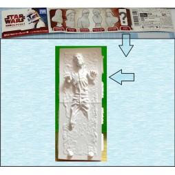 Star Wars - Takara Tomy A.R.T.S. YUJIN - Polystone Mini Bust Statue Figure - SR Gashapon SET - Complete 5 Figure SET +