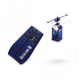 Doctor Who - COPTER R/C Model - Tardis Volante Radiocomandato