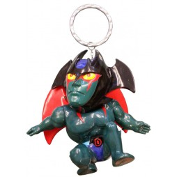 Devilman - Super Deformed - Big FIgure Con Anello