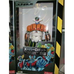 Kotetsu Jeeg - Marmit 40cm By Jungle - MAZIN GO JUNGLE ORIGINAL COLOR SERIES - Jeeg Opening Version Colour
