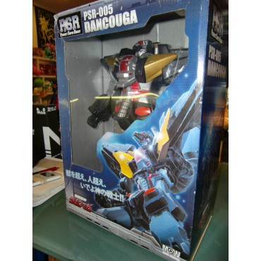 PSR - 005 Dancouga - Project Super Robot Most Wanted