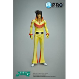 Kotetsu Jeeg - Jeeg Robot D\'Acciaio - HL PRO - Vinyl Figure Collection Hiroshi Shiba - 9 inch Action Figure Model Type V