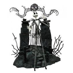 Nightmare Before Christmas - Diamond Select - Jack Skellington - Action Figure
