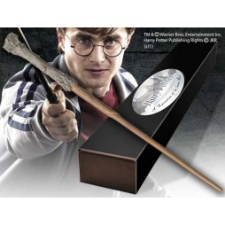 HARRY POTTER - Bacchetta Magica Harry Potter Wand - Harry Potter (1) Noble Collection NN8415
