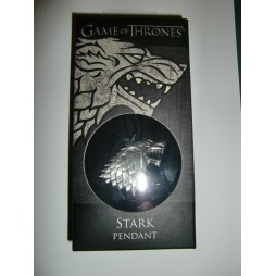 Game Of Thrones - Il Trono di Spade - Collana - Stark Symbol - Pendant