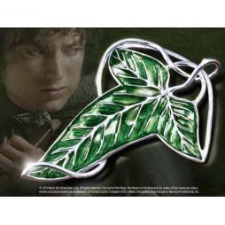 Lord Of The Rings - Il Signore degli Anelli - Compagnia Dell'Anello - Foglia Verde Di Lorien
